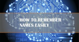 Remember names easily with these tips