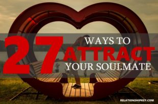 ways to find and attact your perfect partner